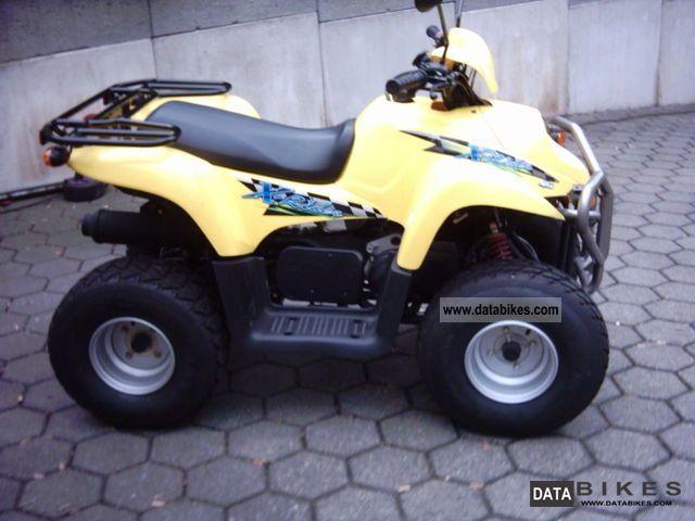 2012 PGO  X-Rider 50, (no kids quad) Motorcycle Quad photo