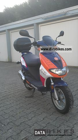 2007 Keeway  RX-8 Motorcycle Scooter photo