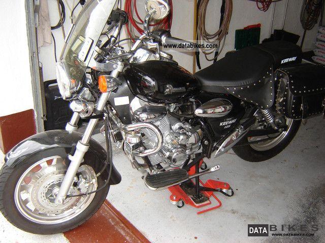 2009 Keeway  k23 Motorcycle Motorcycle photo