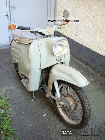 Simson  Swallow 1967 Vintage, Classic and Old Bikes photo