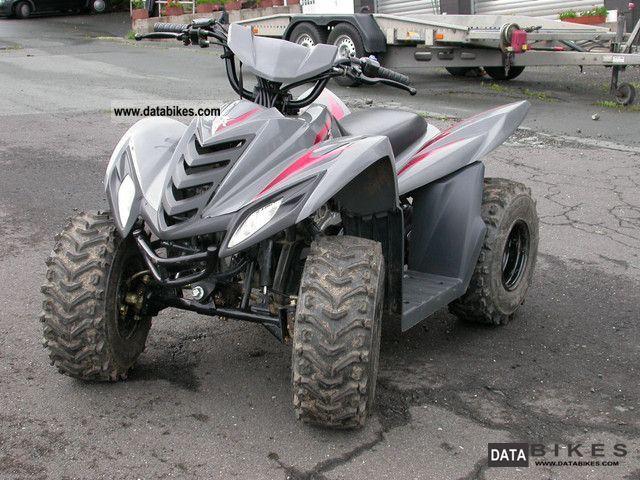 2006 Dinli  K50 (child Quad ATV) DINLI-MASAI Motorcycle Quad photo