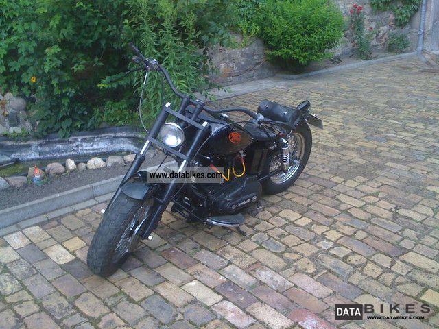 1974 Harley Davidson  XL1000 Motorcycle Chopper/Cruiser photo