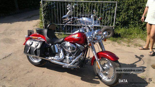 Harley Davidson  Fat Boy 2009 Chopper/Cruiser photo