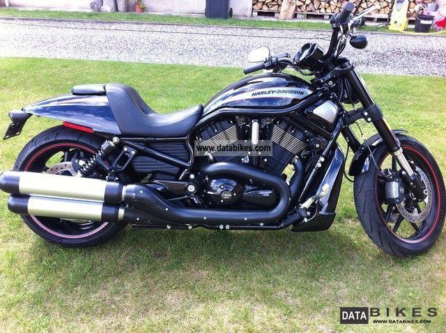 2012 Harley Davidson  VRSCDX Motorcycle Chopper/Cruiser photo
