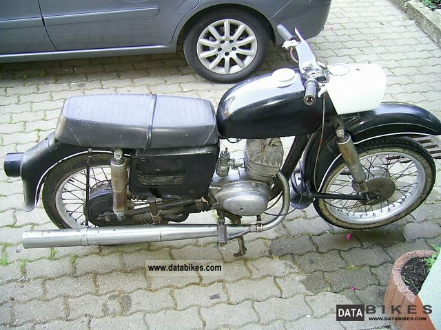 Mz  ES150 1964 Vintage, Classic and Old Bikes photo