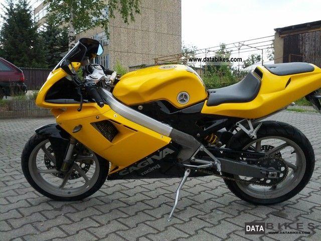 2001 Cagiva  Mito Motorcycle Sports/Super Sports Bike photo