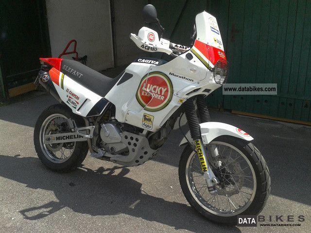 1994 Cagiva  Elephant Motorcycle Enduro/Touring Enduro photo