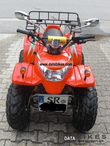 2006 Lifan  LF150ST Motorcycle Quad photo
