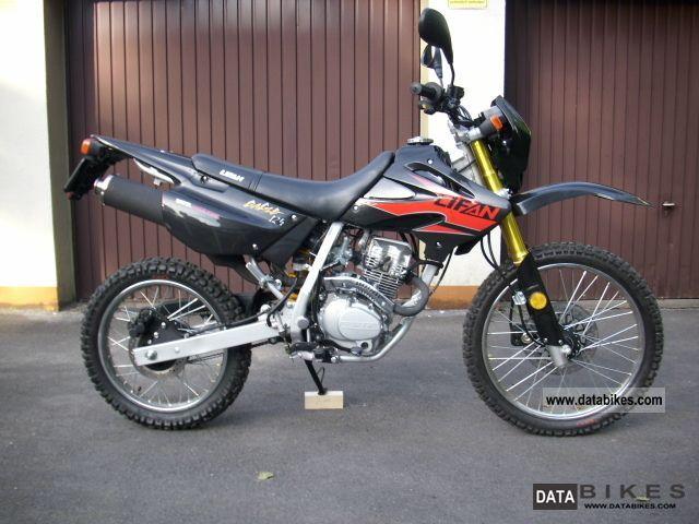 2010 Lifan  Eagle Motorcycle Enduro/Touring Enduro photo
