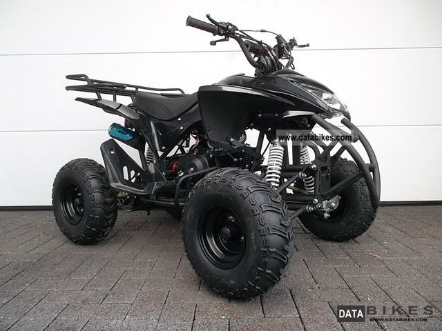 2012 Lifan  KXD Tiger 7-inch Motorcycle Quad photo