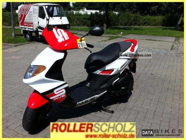 2012 Daelim  S-Five 45 delivery nationwide Motorcycle Scooter photo