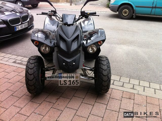 2006 Herkules  ADLY MOTO Mint Motorcycle Quad photo