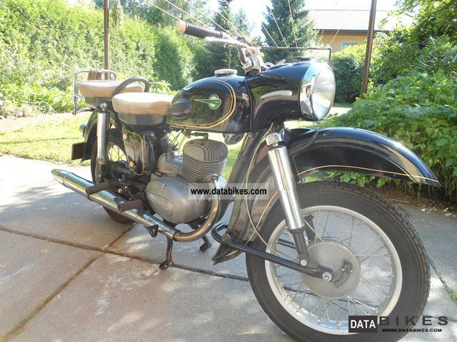Mz  ES 175/0 1960 Vintage, Classic and Old Bikes photo