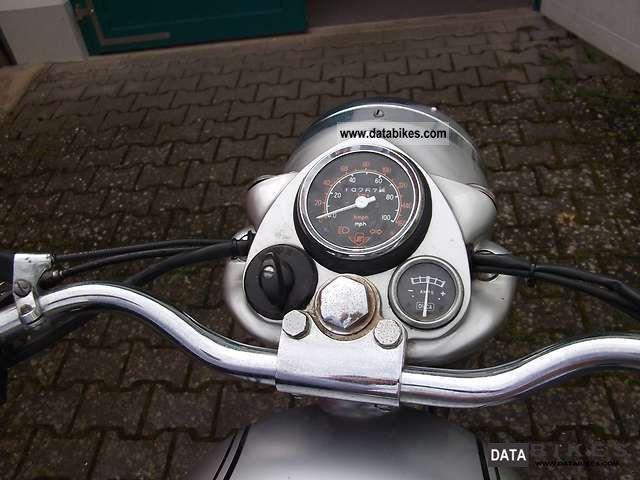 1997 Royal Enfield  Bullet 500 Motorcycle Motorcycle photo