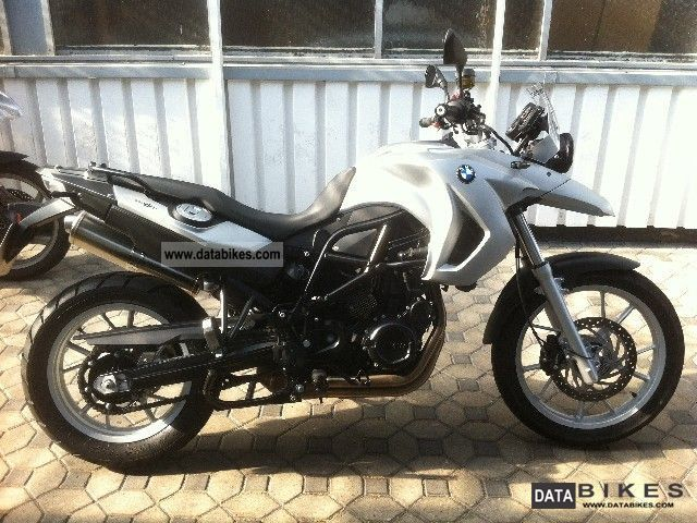 BMW  F 650 GS 2012 Motorcycle photo