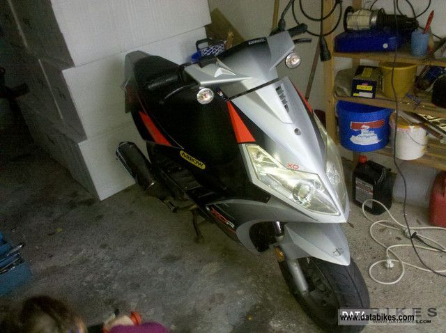 2006 Generic  XOR 125 Motorcycle Scooter photo