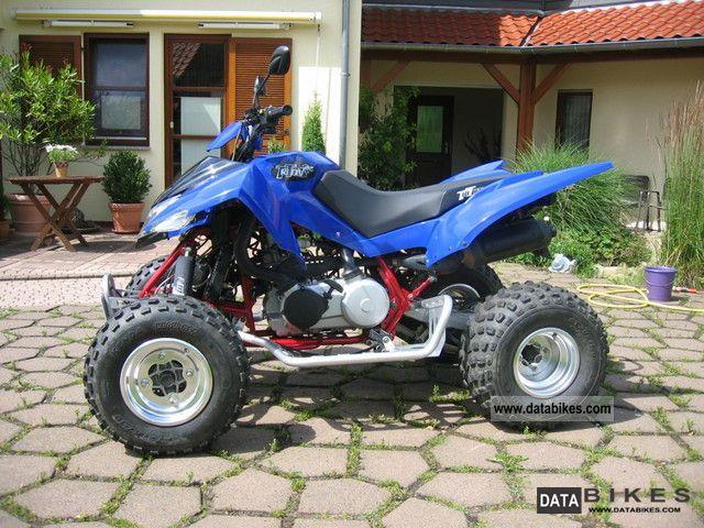 2010 Triton  300 Motorcycle Quad photo