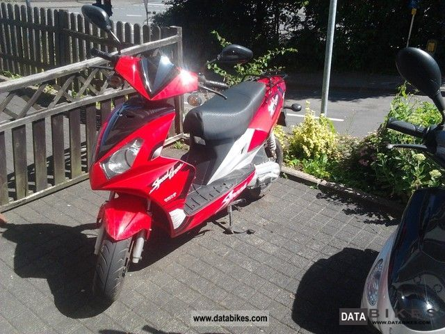 Sachs  Speed ​​Force 2003 Scooter photo