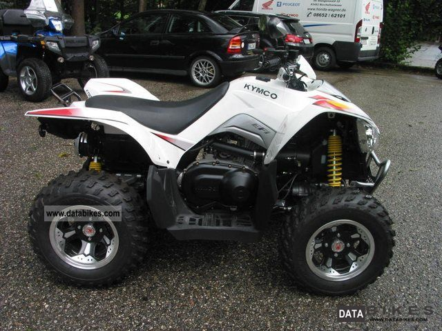 Kymco  Maxxer 450i, RATS * SHARP * OFFER 2012 Quad photo