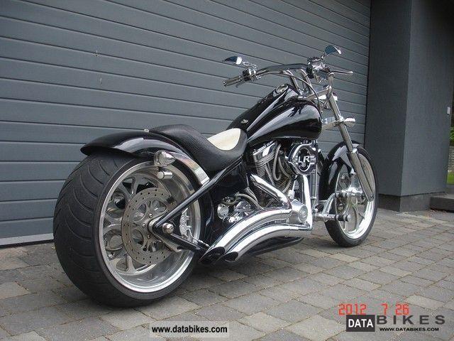 2003 Harley Davidson Big Dog Pitbull