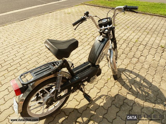 1988 Hercules  prima 5s Motorcycle Motor-assisted Bicycle/Small Moped photo