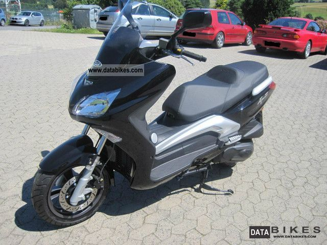 2012 TGB  X-Large 300 Motorcycle Scooter photo
