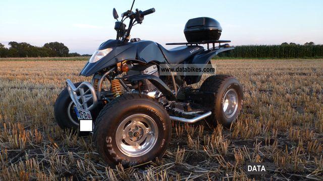 2006 SMC  Magna / Cheetah Motorcycle Quad photo