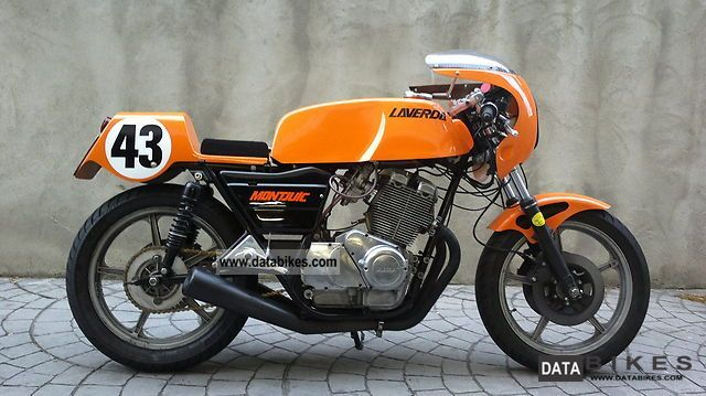 Laverda  500 Montjuic 1978 Vintage, Classic and Old Bikes photo