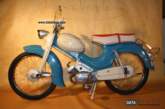 Other  Dürkopp Dianette 1961 Vintage, Classic and Old Bikes photo