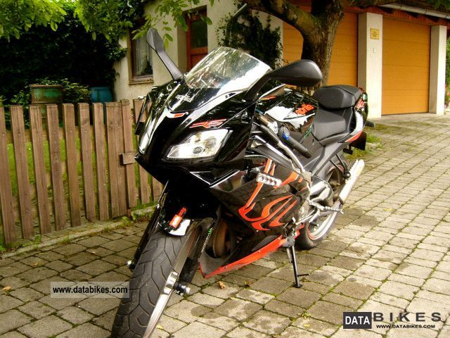 2011 Aprilia  RS Motorcycle Motorcycle photo