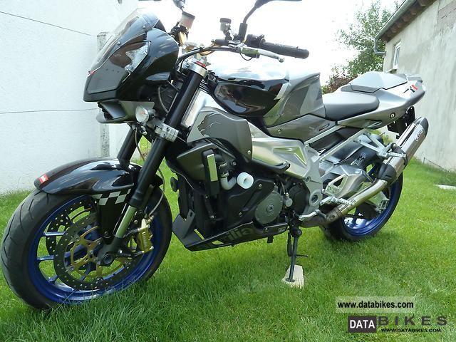 2006 Aprilia  Touno R. 1 A state! Motorcycle Naked Bike photo