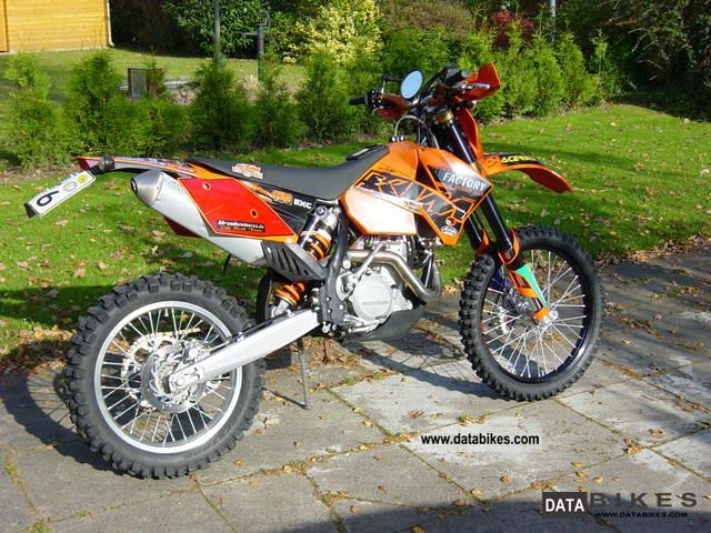 KTM  EXC 450 2007 Enduro/Touring Enduro photo