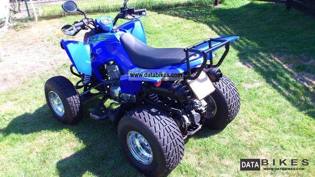 2007 CPI  RC 250 Motorcycle Quad photo