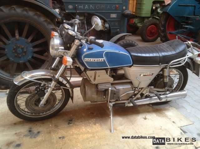 Herkules  WANKEL-TOP CONDITION 1978 Vintage, Classic and Old Bikes photo