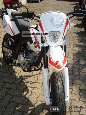 2012 Motobi  Misano 125 SM Motorcycle Lightweight Motorcycle/Motorbike photo