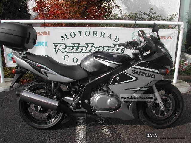 2012 Suzuki  GS 500F, from first hand. Motorcycle Sport Touring Motorcycles photo