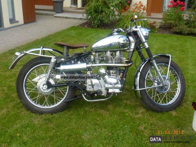1979 Royal Enfield  bullet Motorcycle Motorcycle photo