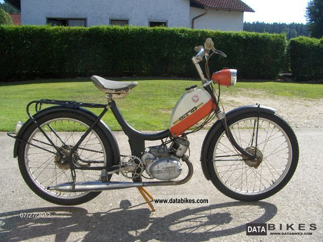 Other  Rixe dragonfly export de Luxe 1965 Vintage, Classic and Old Bikes photo