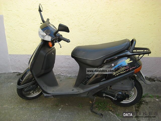 1996 Kymco Moped Scooter