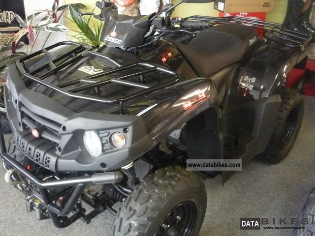 Aeon  Cross Country on behalf of customers 350 4x4 2011 Quad photo