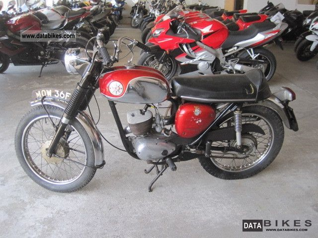 BSA  D 14/4 Sport 1968 Vintage, Classic and Old Bikes photo