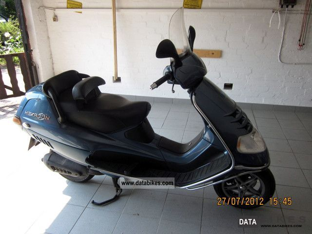 Piaggio Bikes and ATVs (With Pictures)