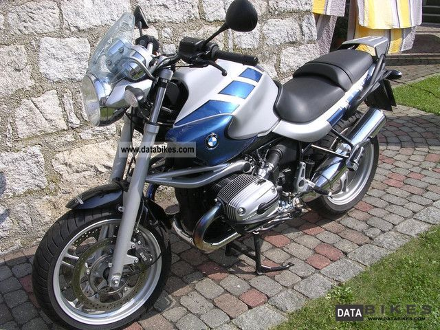 2006 BMW  R1150 Motorcycle Motorcycle photo