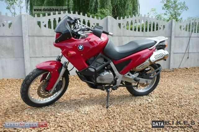 1995 BMW  F Motorcycle Other photo