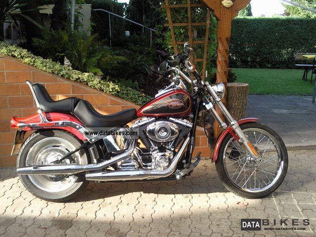 2007 Harley Davidson  Softail Motorcycle Chopper/Cruiser photo