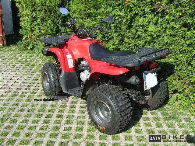2005 Mz  Bison ATV 175 Motorcycle Quad photo