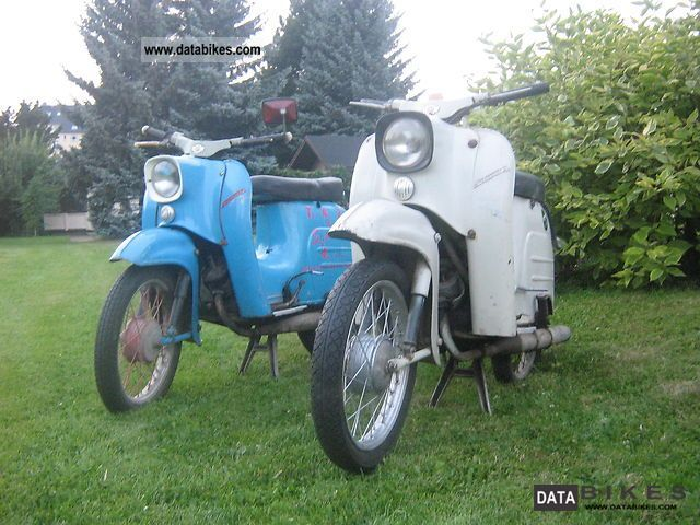 Simson  swallow 1975 Vintage, Classic and Old Bikes photo