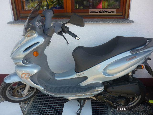 2000 Beta  Eikon 125 Motorcycle Scooter photo