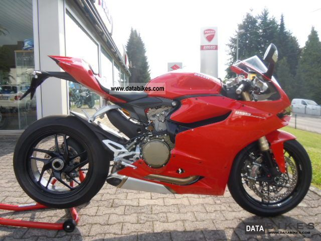 2012 Ducati  1199 Panigale Motorcycle Sports/Super Sports Bike photo