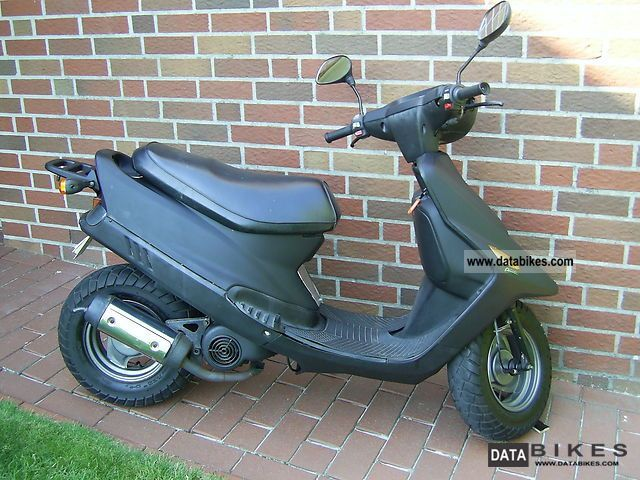 1996 SMC  Rexy / Axis Yamaha / MBK Forte (instant driving Wide) Motorcycle Scooter photo